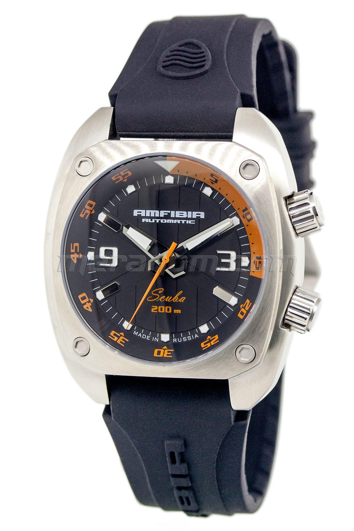 Vostok Watch Amphibia Scuba 2415/070798