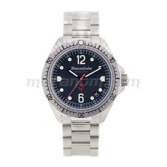 Vostok Watch Komandirskie K-34 2416B/480614