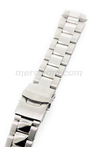 Metal band for Vostok Amphibia  18mm only for 420 case
