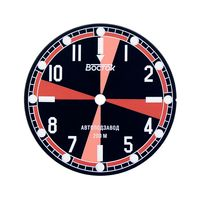Dial for Vostok Amphibian 720 minor defects