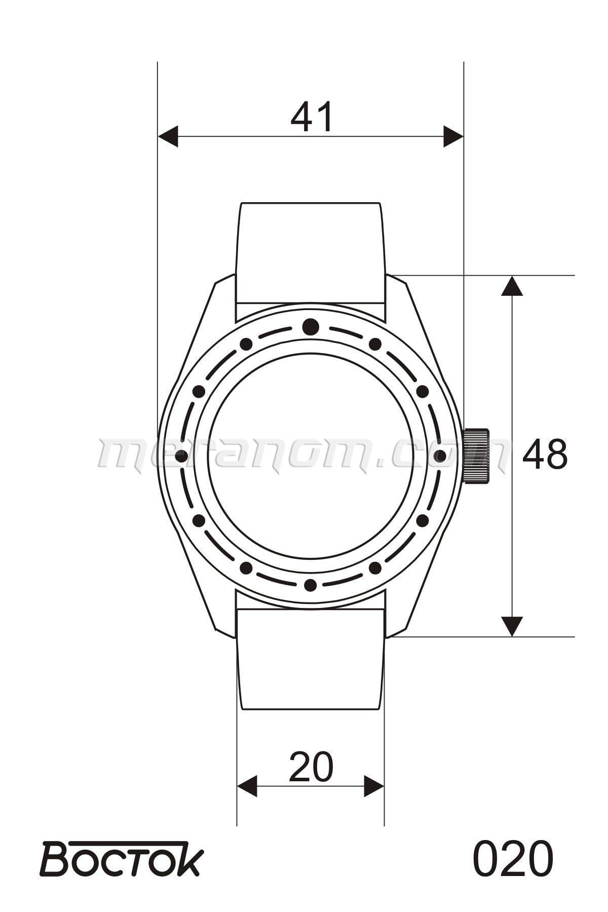 Amphibia - Dimensions des boitiers et entrecornes  02-case-size-max-900