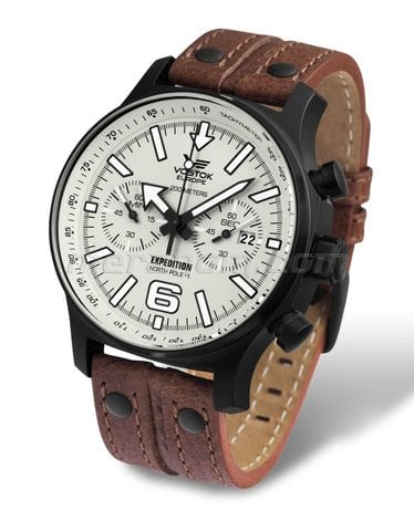Expedition North Pole 1 6S21/5954200 leather strap