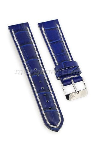 Vostok-Europe Original Strap Blue 20mm