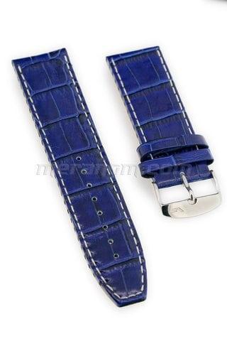Vostok-Europe Original Strap Red Square Blue 25mm