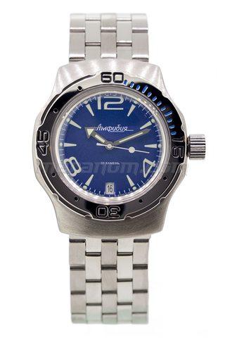Vostok Watch Amphibian Classic 160272