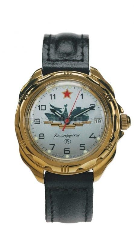 Vostok watch komandirskie 219823 free shipping for Komandirskie watches