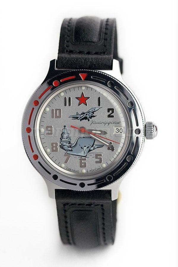 Vostok watch komandirskie 921402 free shipping for Komandirskie watches