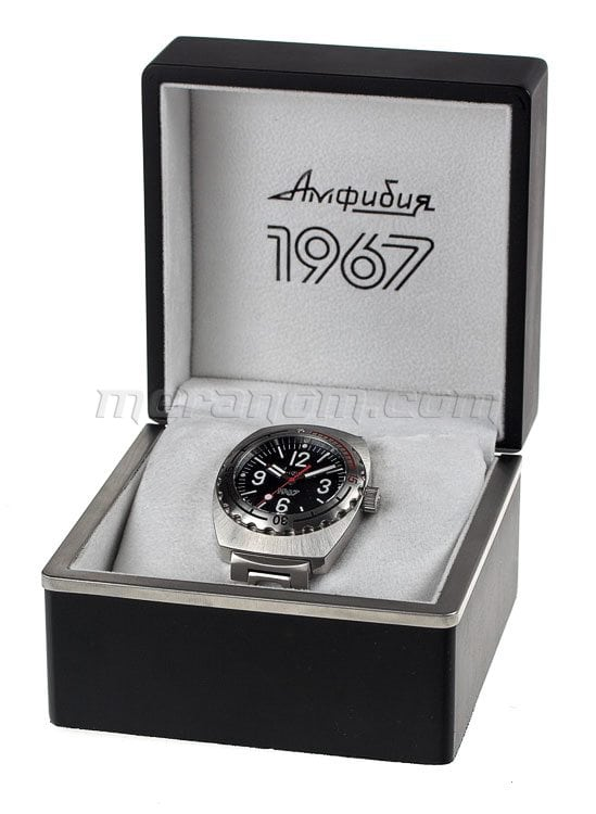 Vostok Watch Amfibia 1967  2415/190465